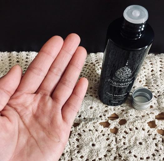 ロゼべの化粧水